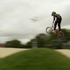 Burgess Park BMX Track Opening Teaser